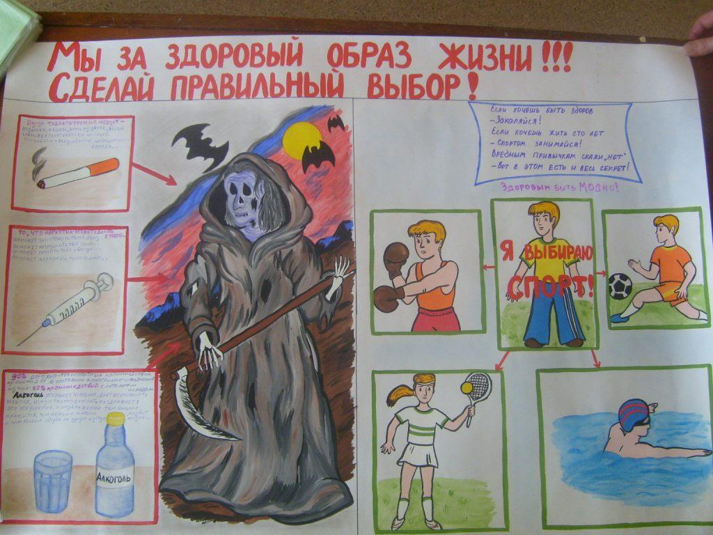 здоровый образ жизни профилактика инфекционных заболеваний